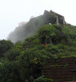 Forts near Pune