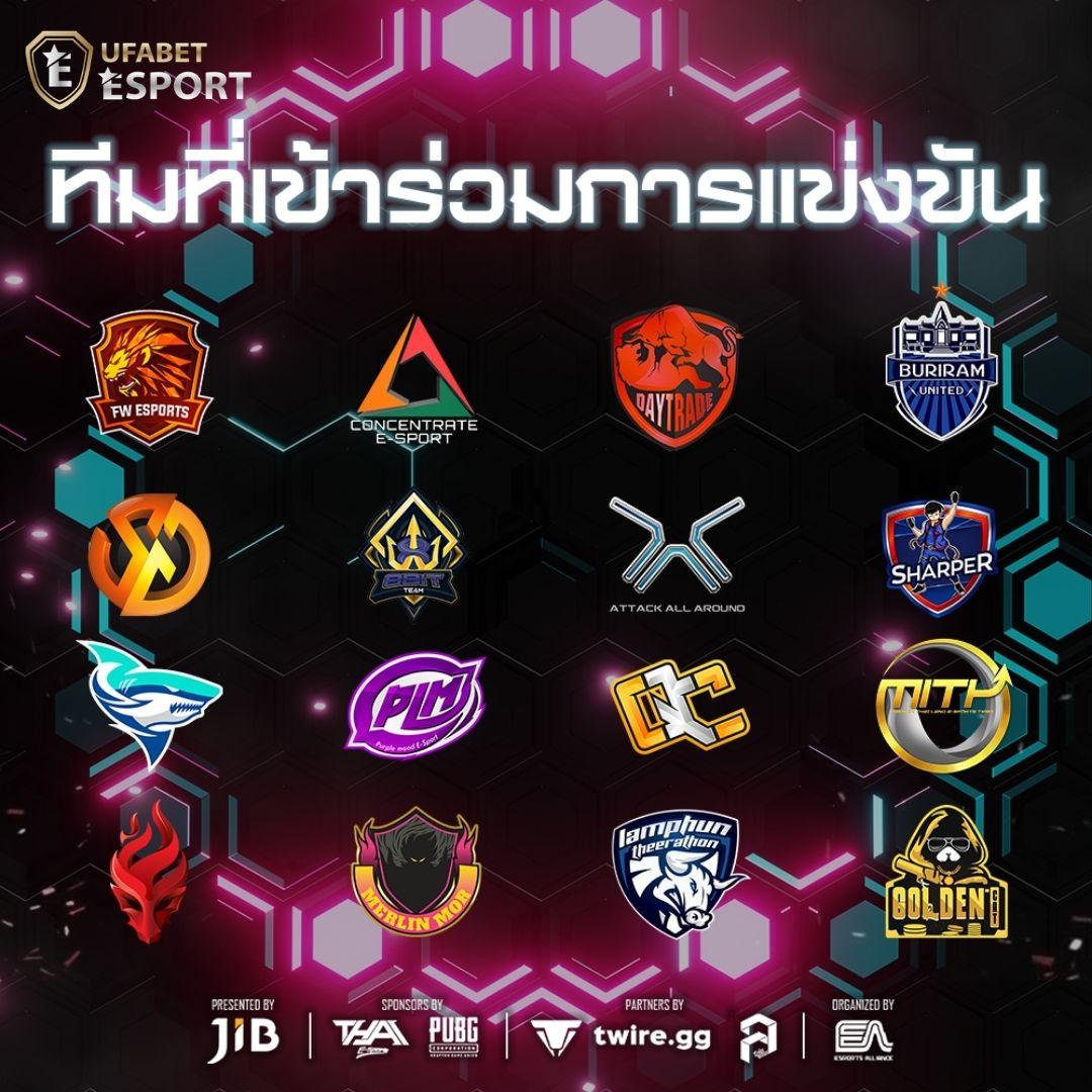 PUBG Thailand Series 2021 - Phase 1