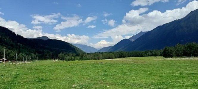 Отчет о горном походе 1 к.с. по Архызу с 16 по 24 июля 2020 года