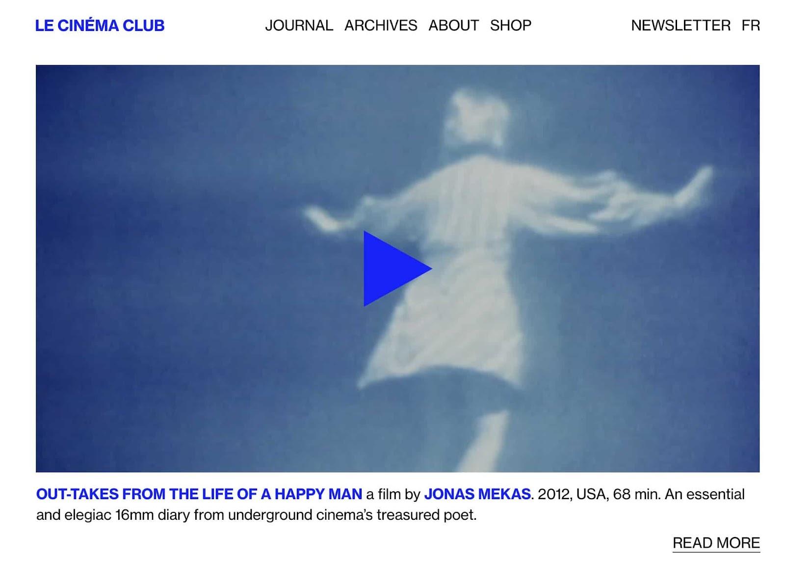 le cinema club download