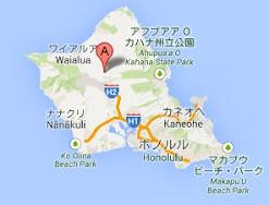 ドール・プランテーション・地図