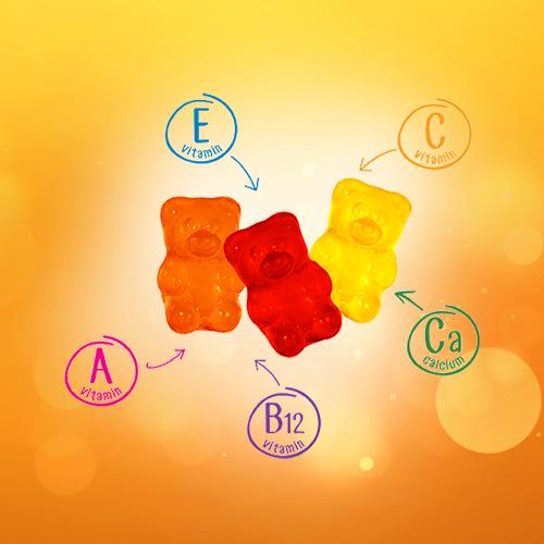Image result for bổ sung kẹo vitamin của đức cho bé