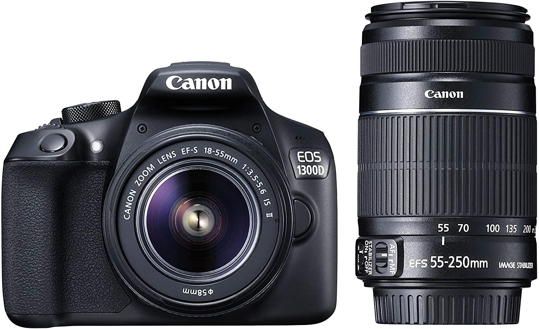 Canon EOS 1300D 18-55mm DSLR Under 50000