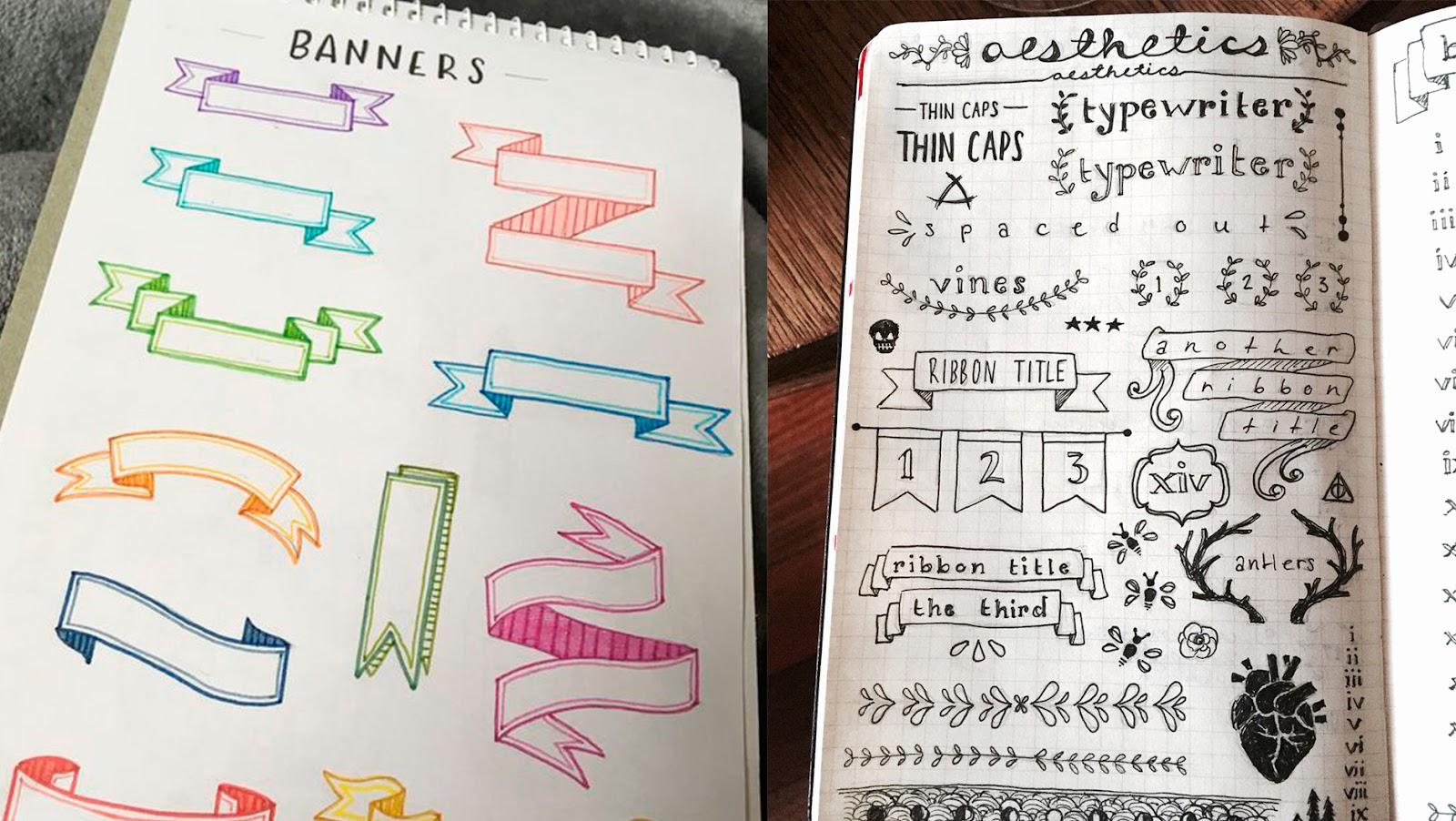 """Загугли """"study inspiration"""", чтобы найти вдохновляющие примеры ведения конспектов, креативные подходы к оформлению записей"""