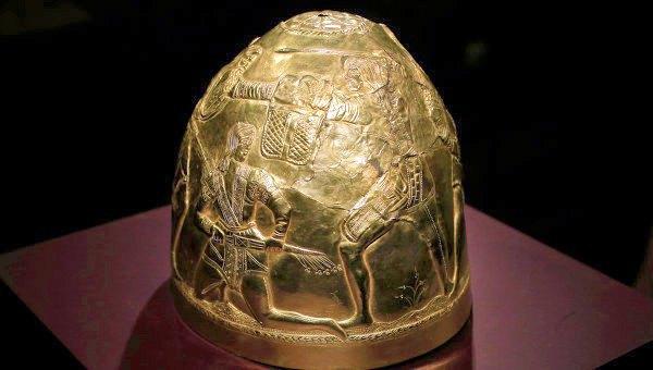 Шлем cарматов