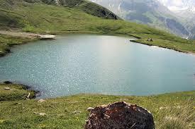 photo du lac du pontet