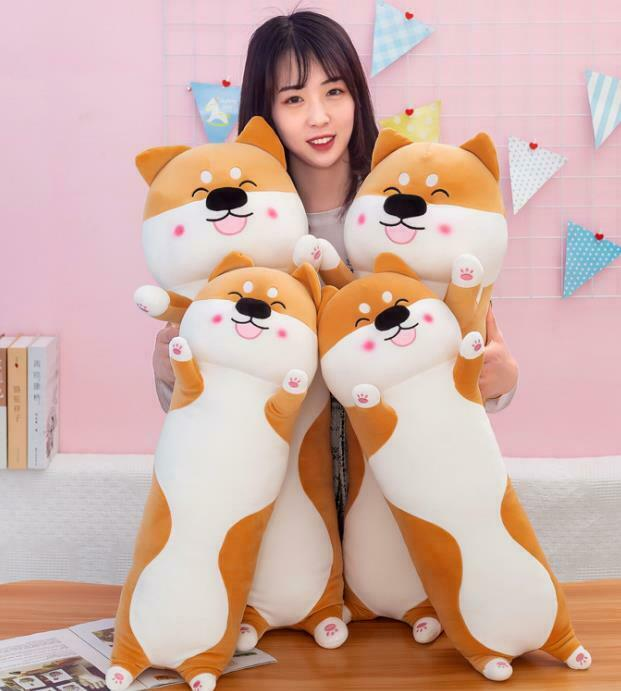 Every girl loves that fluffy Doge! And if you want to make her even more happy - go here!