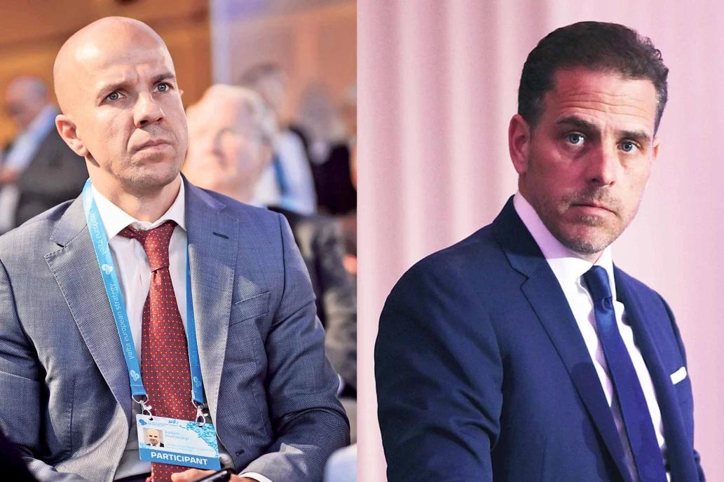 Correos electrónicos secretos revelan cómo Hunter Biden presentó al empresario ucraniano a su padre Joe Biden 5