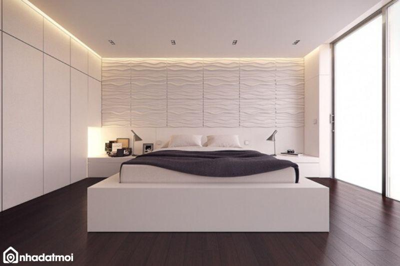 Thường ưu tiên sử dụng các nội thất có thiết kế đơn giản
