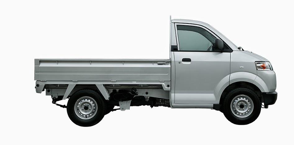 Bán xe tải Suzuki 740kg suzuki pro nhập khẩu 2017
