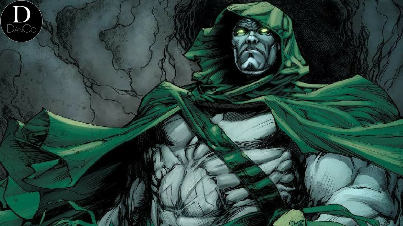 The Spectre - one of the most powerful DC character