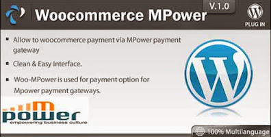 Mpower Payment WooCommerce Plugin
