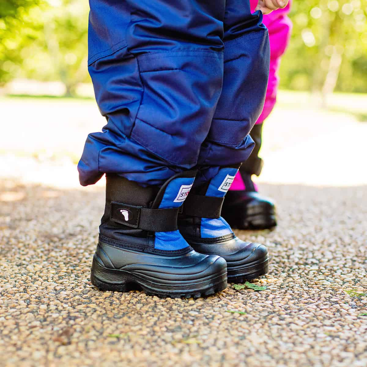 Daily Mom parents portal holiday 2018 Stonz Kids Winter Boots New Shoes