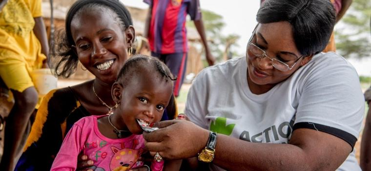 Nutrition And Health | Action Against Hunger