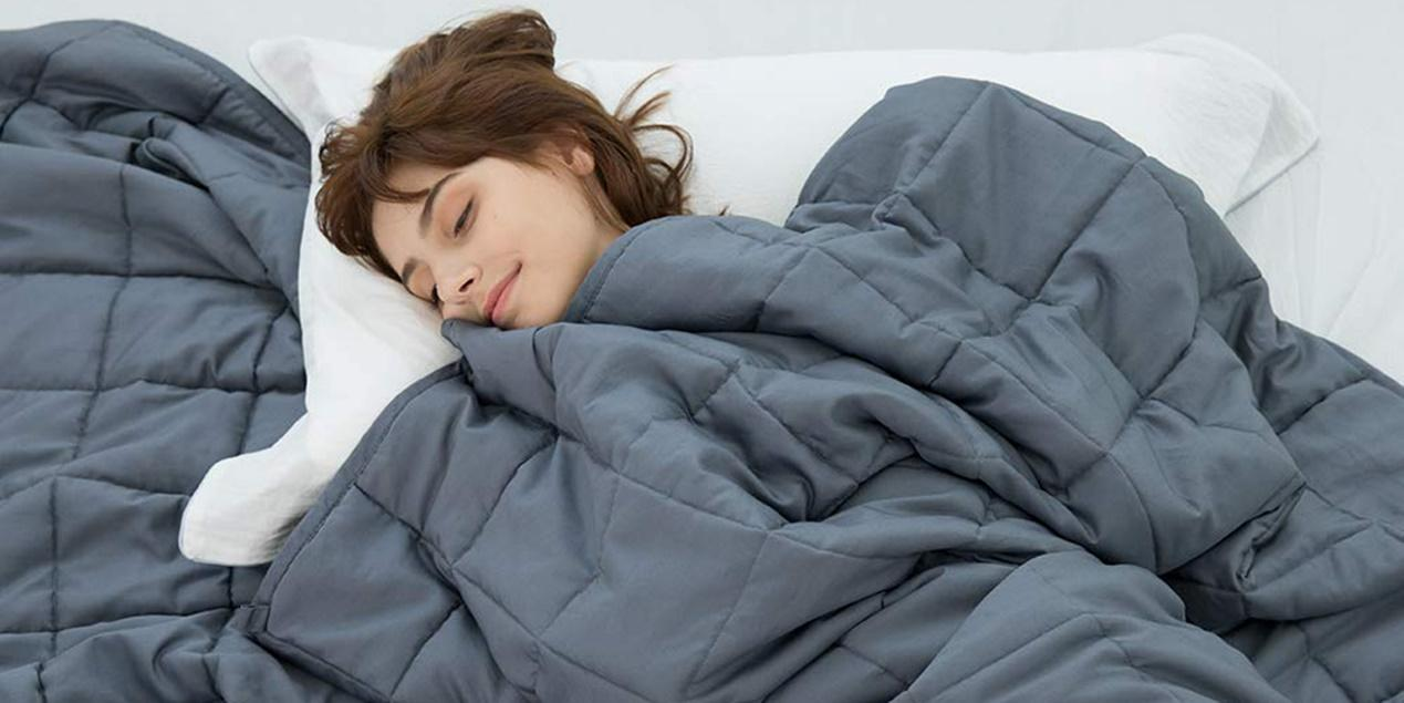 Image result for best weighted blanket.