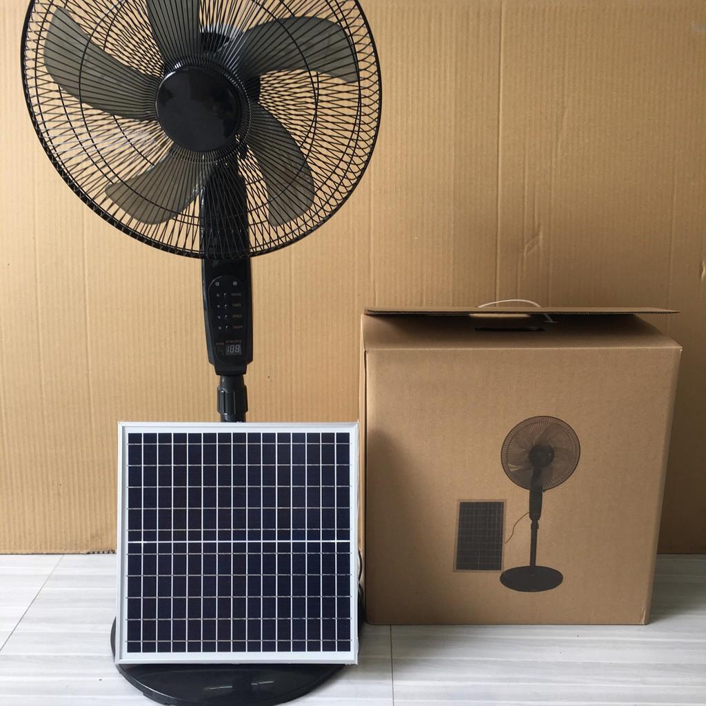 Giá quạt năng lượng mặt trời bao nhiêu