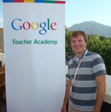 John Sowash, Google Teacher Academy, 2009