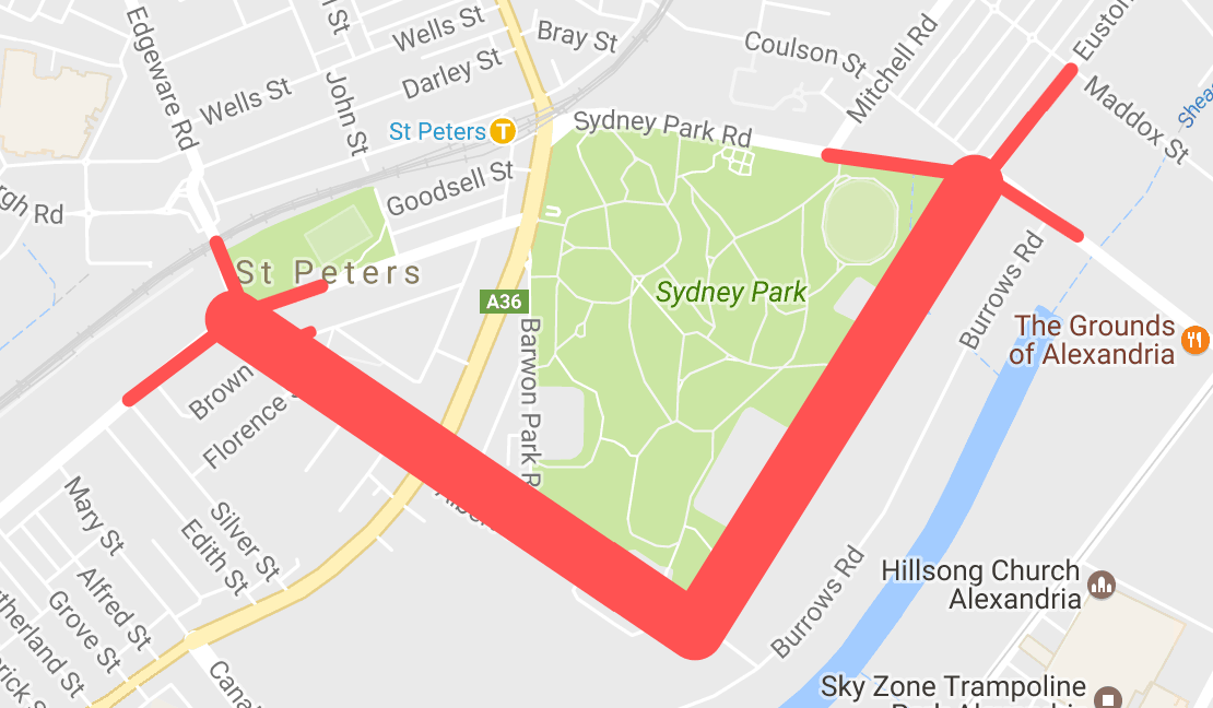 Syd Park tree report area.png