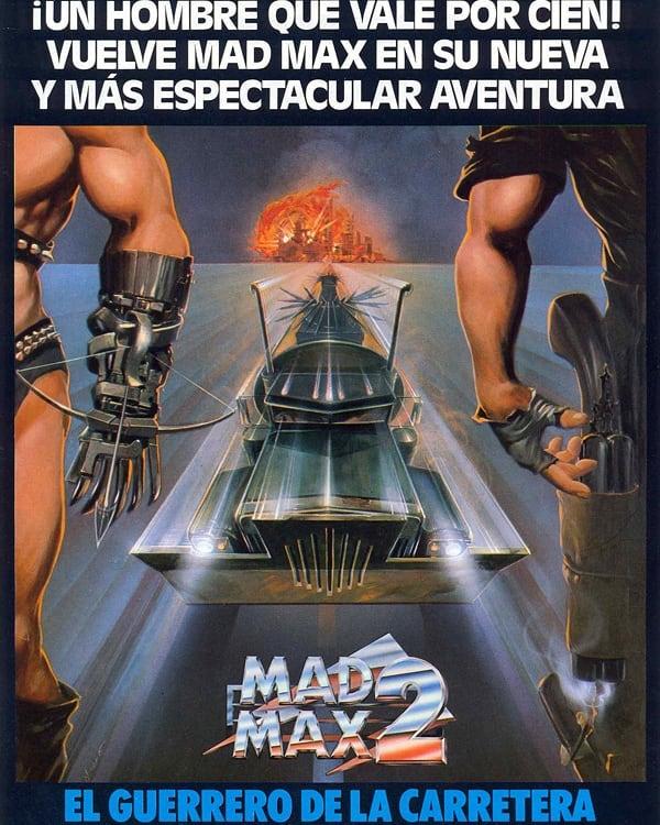 Mad Max 2: el guerrero de la carretera (1981, George Miller)