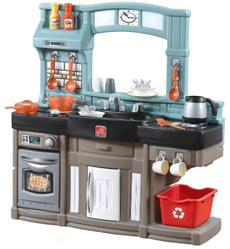 6. Step 2 Best Chef's Toy Kitchen Playset