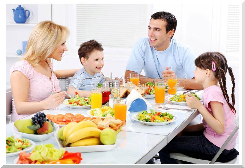 Вкусный семейный ужин иногда начинается утром | Как это улучшить | Рецепты,  Завтрак для детей, Диета
