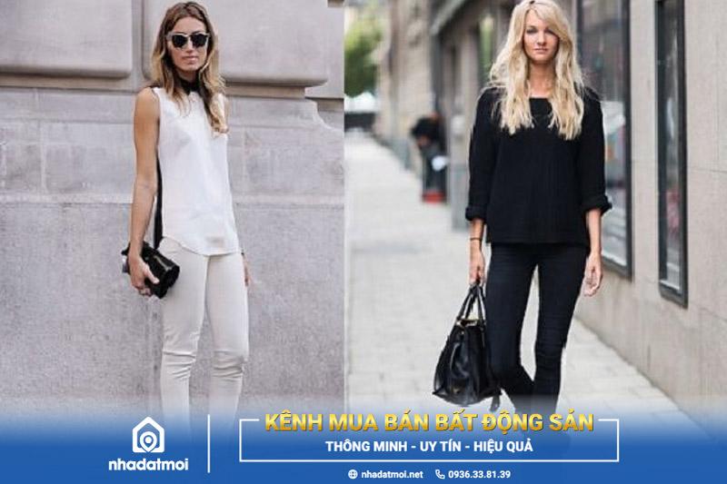 Ngày Tết kiêng mặc đồ đen hoặc trắng