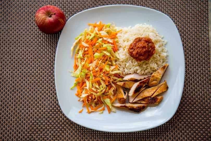 diet plan for a nigerian