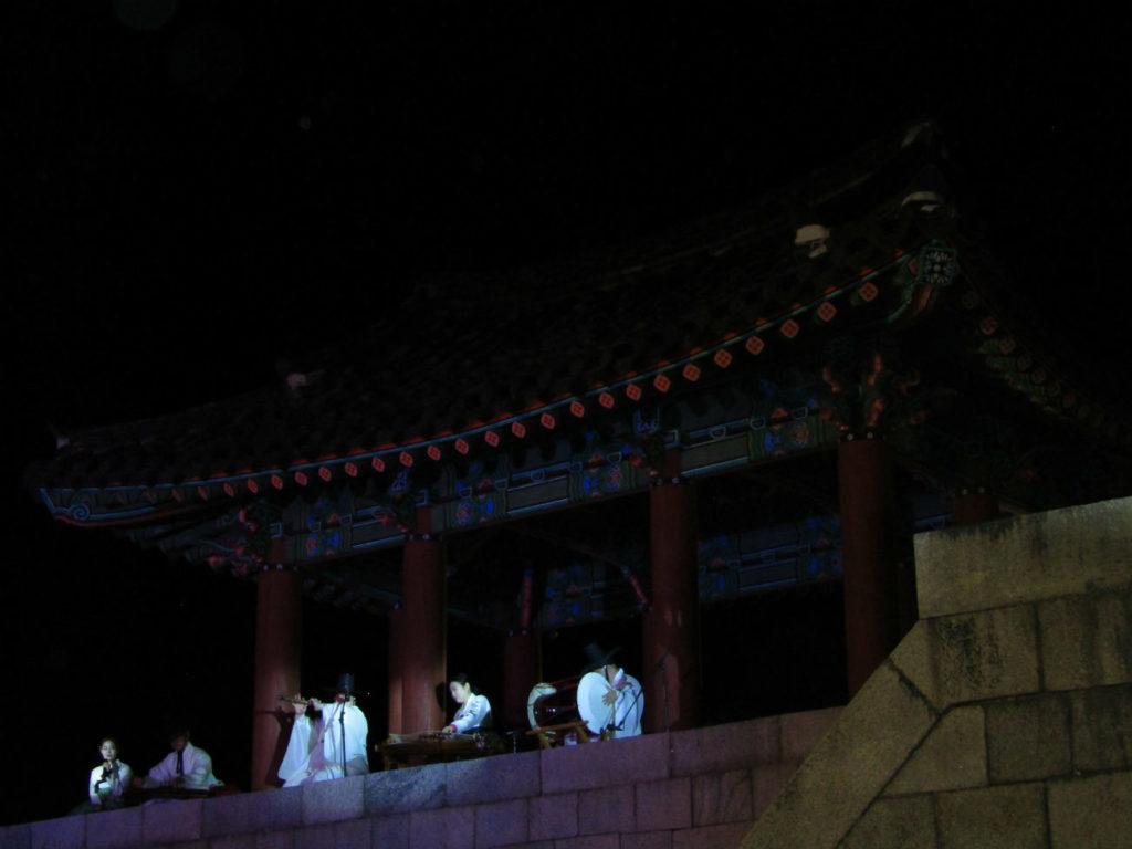 Pungnammum Gate Jeonju Hanok Village