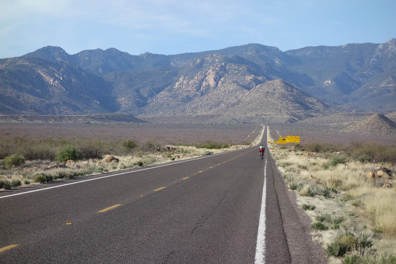 Cycling Mt. Graham , Safford - The top bike climb in Arizona