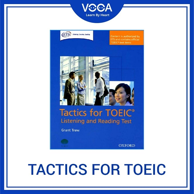 tactis for toeic