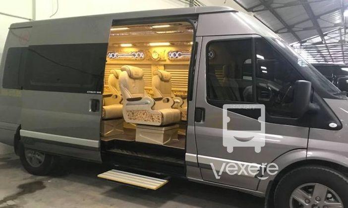 Vé xe Tết Hoàng Vũ Limousine 2020