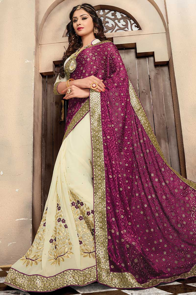 borders for saree online