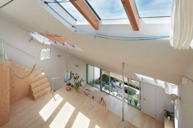 "Re-Slope House by Tomohiro Hata | source: hata-archi.co<span class=""-mobiledoc-kit__atom""></span>"