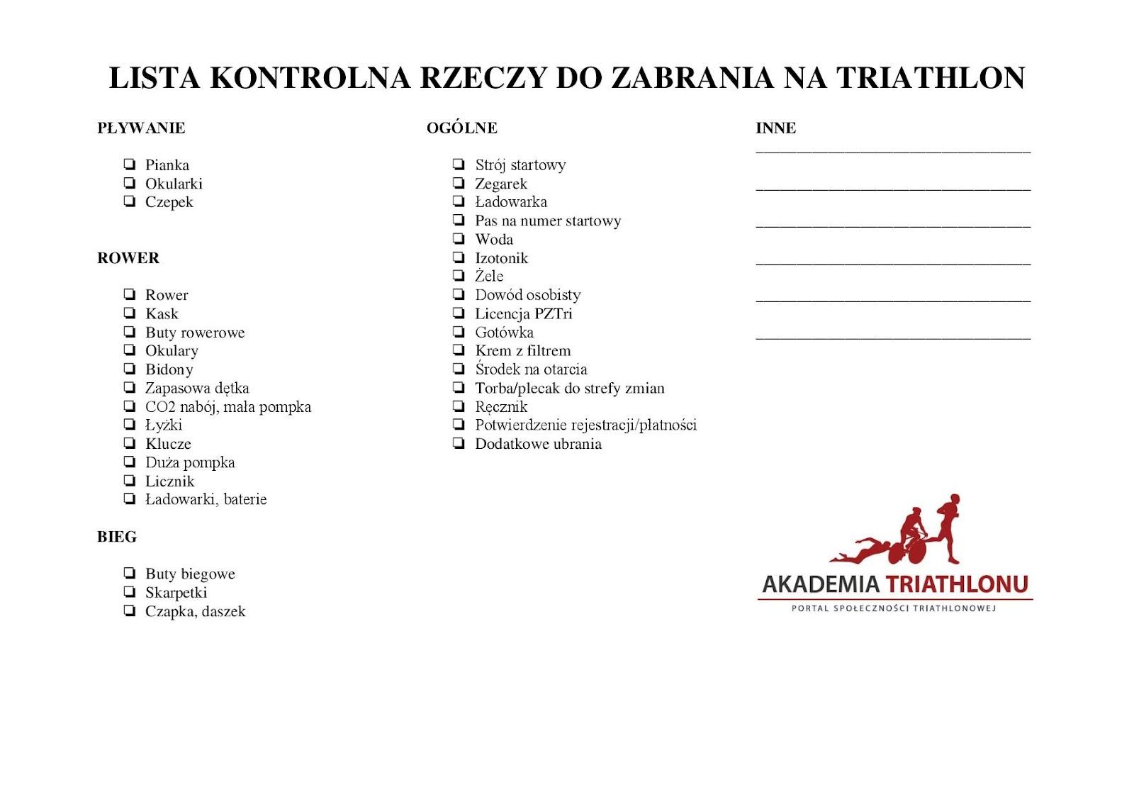 Lista kontrolna sprzętu na triathlon.jpg