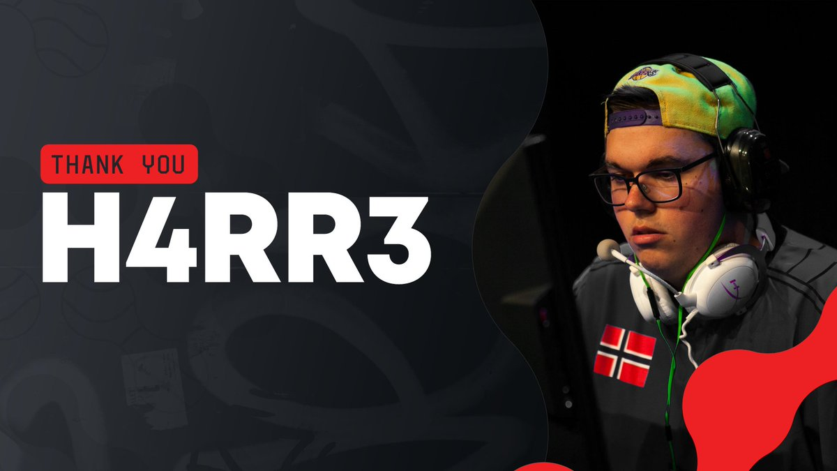 """Lekr0 will replace """"H4RR3"""" in the Dignitas CS:GO first team, as the latter will now go into the bench. (Image Courtesy - Twitter: Dignitas)"""