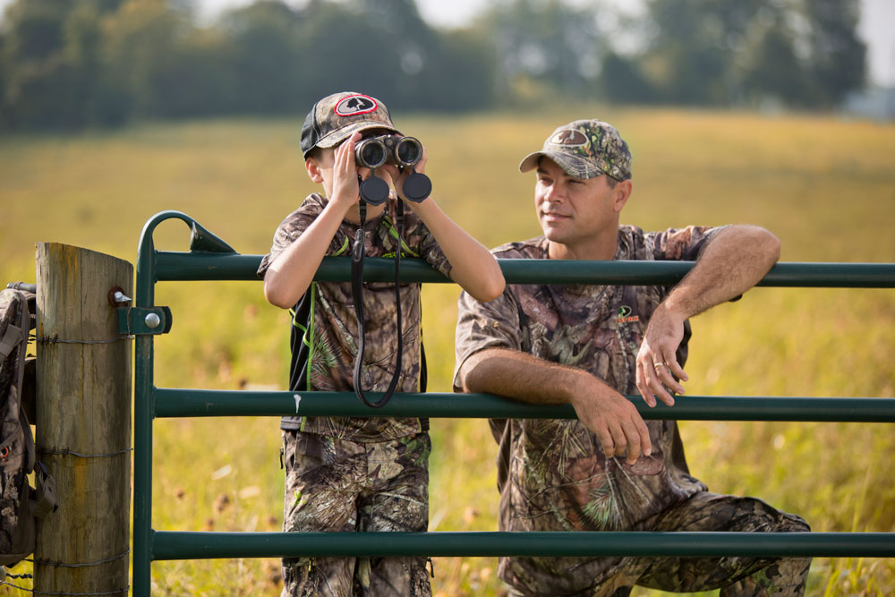 Your Kids' First Hunting Trip
