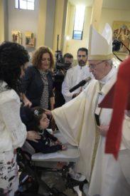 Toàn văn Hỏi-Đáp của Đức Thánh Cha Phanxico tại giáo xứ Thánh thể thuộc giáo phận Roma