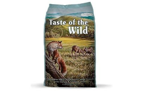 Taste of the Wild Tow Appalachian for small breed dogs