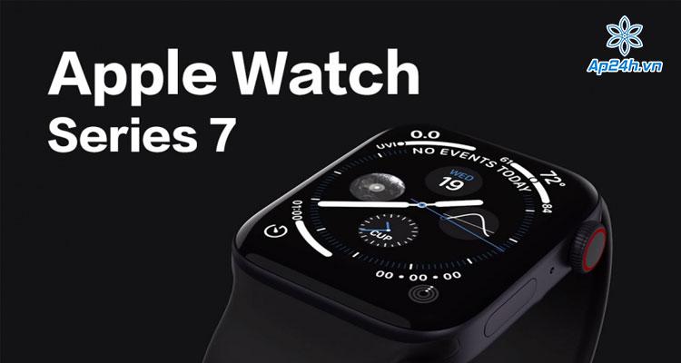 Phiên bản Apple Watch Series 7 mới