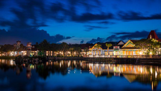 Disney's Caribbean Beach Resort (Moderate Resort)
