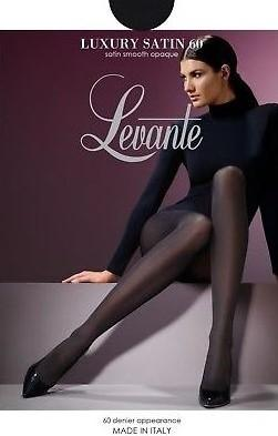 Levante Luxury Satin 60 Denier Opaque Tights