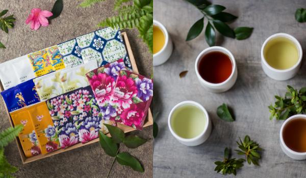 2021過年禮盒 茶葉禮盒推薦 紅茶禮盒 烏龍茶禮盒 送長輩禮物 送禮 企業送禮