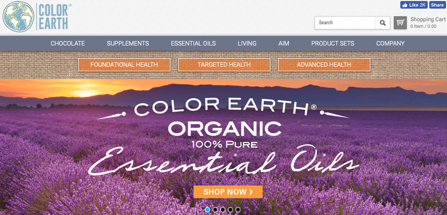 Best Essential Oils Affiliate Programs How to Make Money With Essential Oils Color Earth