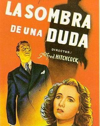 La sombra de una duda (1943, Alfred Hitchcock)