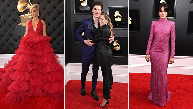 Grammys 2019 Red Carpet: See Your Favorite Stars