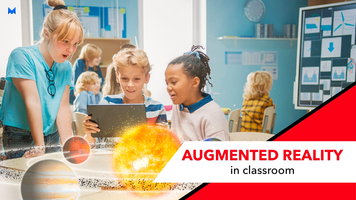 augmented reality in classroom