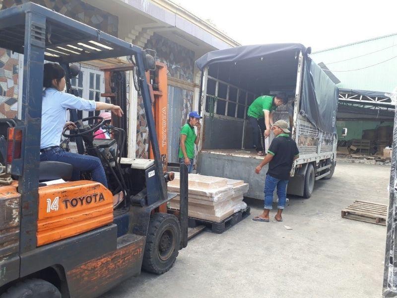 Chành xe gửi hàng đi Ninh Hòa chất lượng - chuyên nghiệp