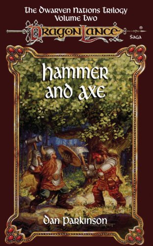 Hammer and Axe (The Dwarven Nations) by [Parkinson, Dan]