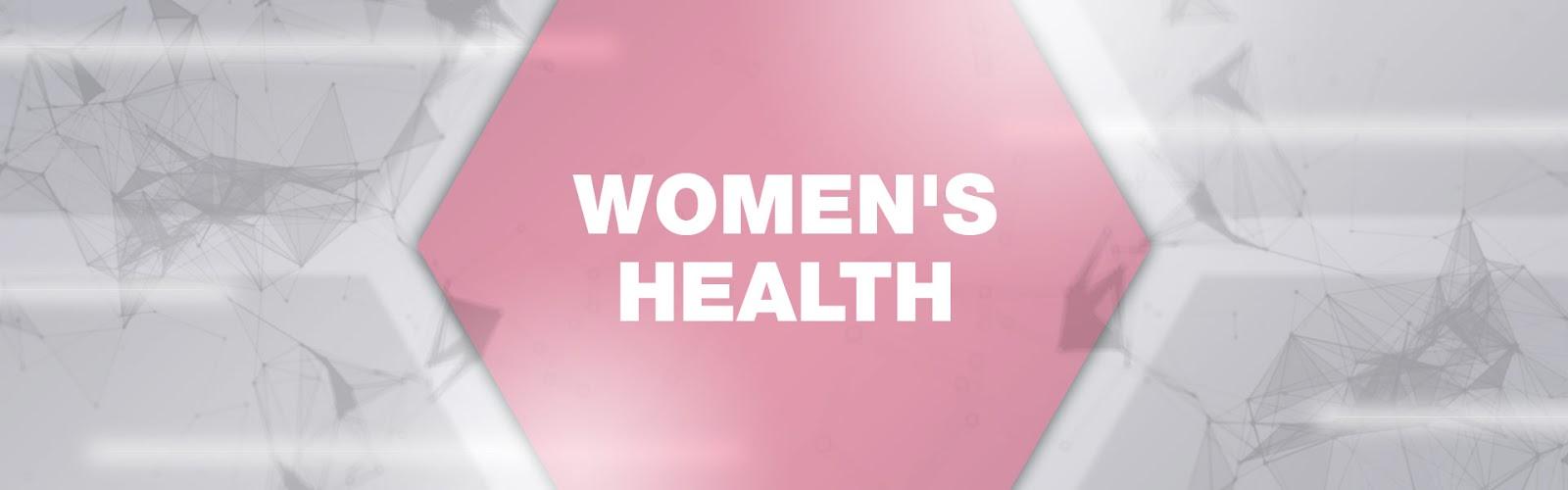 баннер женское здоровье