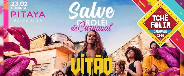 Oferta Show Salve o Rolê de Carnaval em Garopaba